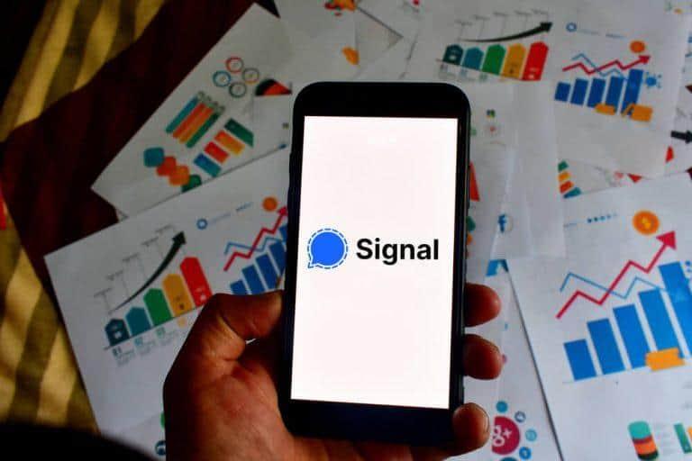סיגנל אפליקציית מסרים