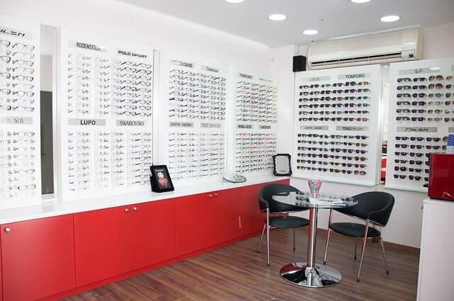 שיווק חנות משקפיים